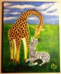zebra-giraffe